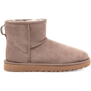 Cipők Női Hótaposók UGG UGSCLMCRBO1016222W Barna
