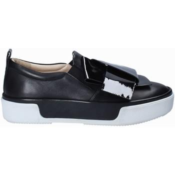 Cipők Női Belebújós cipők Janet Sport 41707 Fekete