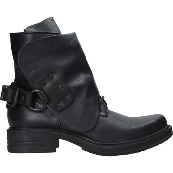 Cipők Női Csizmák Bueno Shoes 8M1104 Fekete