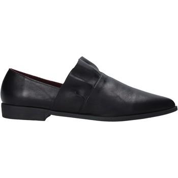 Cipők Női Mokkaszínek Bueno Shoes 20WP0700 Fekete