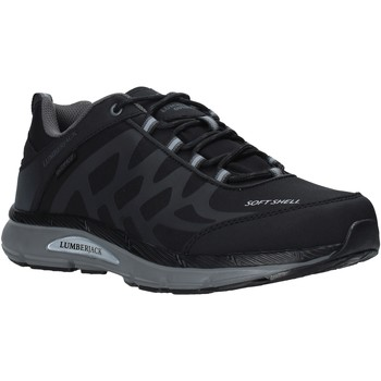 Cipők Férfi Túracipők Lumberjack SM70811 002 X53 Fekete