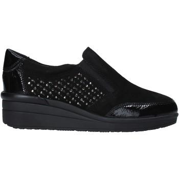 Cipők Női Belebújós cipők Susimoda 8093 Fekete