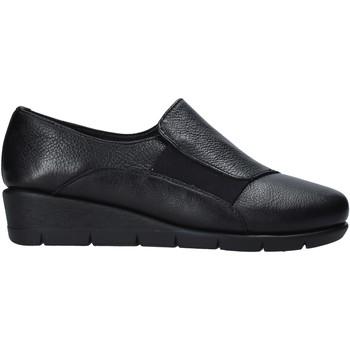 Cipők Női Mokkaszínek Susimoda 8972 Fekete