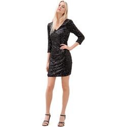 Ruhák Női Rövid ruhák Fracomina F120W14034W01985 Fekete