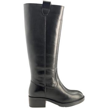 Cipők Női Városi csizmák Apepazza F0BEATRIX02/LEA Fekete