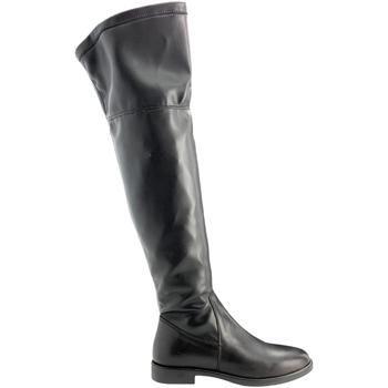 Cipők Női Combcsizmák Grunland ST0463 Fekete