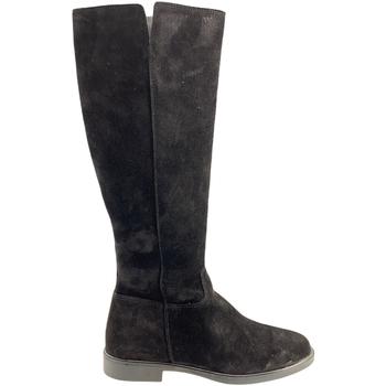 Cipők Női Városi csizmák Grunland ST0466 Fekete