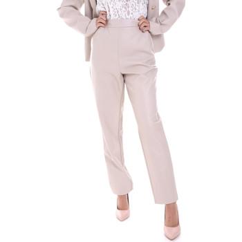 Ruhák Női Chino nadrágok / Carrot nadrágok Fracomina F120W10062E00701 Bézs