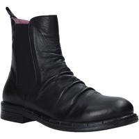 Cipők Női Bokacsizmák Bueno Shoes 20WP2413 Fekete