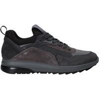 Cipők Férfi Rövid szárú edzőcipők IgI&CO 6139011 Fekete