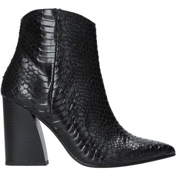 Cipők Női Bokacsizmák Grace Shoes 724K004 Fekete
