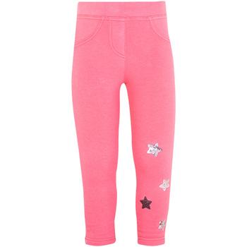 Ruhák Lány Legging-ek Losan 026-6015AL Rózsaszín