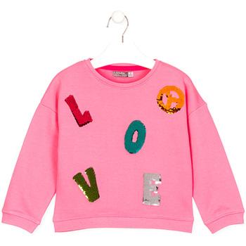 Ruhák Gyerek Rövid ujjú pólók Losan 026-6021AL Rózsaszín