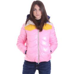 Ruhák Női Steppelt kabátok Invicta 4431732/D Rózsaszín