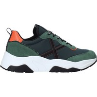 Cipők Férfi Rövid szárú edzőcipők Munich 8770032 Zöld