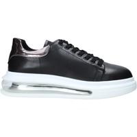 Cipők Női Rövid szárú edzőcipők Café Noir XV941 Fekete