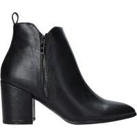 Cipők Női Csizmák Café Noir XV949 Fekete