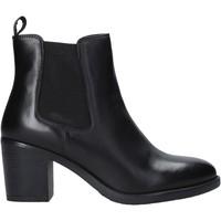 Cipők Női Csizmák Café Noir XV126 Fekete