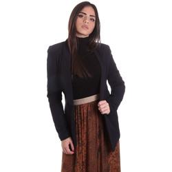 Ruhák Női Kabátok / Blézerek Gaudi 021FD35028 Fekete