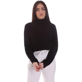Ruhák Női Pulóverek Gaudi 021BD53026 Fekete