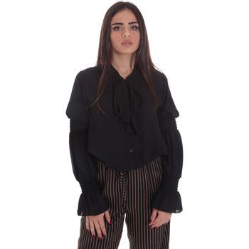 Ruhák Női Blúzok Gaudi 021BD45025 Fekete