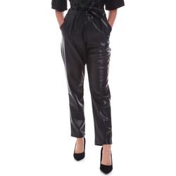 Ruhák Női Chino nadrágok / Carrot nadrágok Gaudi 021FD28001 Fekete