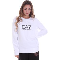 Ruhák Női Pulóverek Ea7 Emporio Armani 8NTM39 TJ31Z Fehér