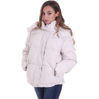 Ruhák Női Steppelt kabátok Ea7 Emporio Armani 6HTB02 TN8AZ Bézs