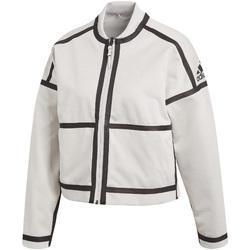 Ruhák Női Melegítő kabátok adidas Originals CF1465 Fehér