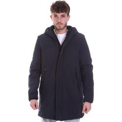 Ruhák Férfi Parka kabátok Ea7 Emporio Armani 6HPK02 PN9CZ Kék