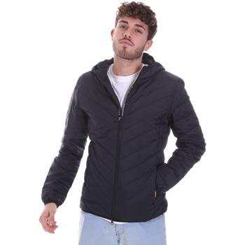 Ruhák Férfi Steppelt kabátok Ea7 Emporio Armani 8NPB07 PNE1Z Kék