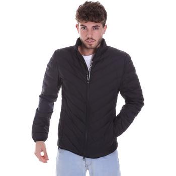 Ruhák Férfi Steppelt kabátok Ea7 Emporio Armani 8NPB06 PNE1Z Fekete