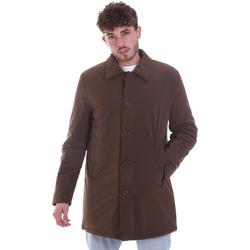 Ruhák Férfi Parka kabátok Gaudi 021GU35026 Barna