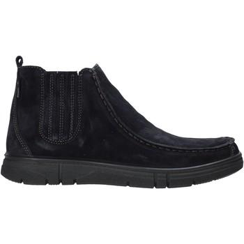 Cipők Férfi Csizmák Enval 6220911 Kék