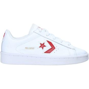 Cipők Gyerek Rövid szárú edzőcipők Converse 368404C Fehér