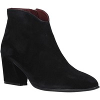 Cipők Női Bokacsizmák Bueno Shoes 20WR5102 Fekete