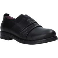 Cipők Női Mokkaszínek Bueno Shoes 20WP2417 Fekete