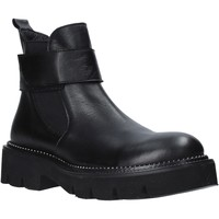Cipők Női Bokacsizmák Bueno Shoes 20WR3404 Fekete
