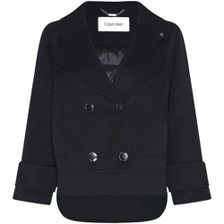 Ruhák Női Kabátok Calvin Klein Jeans K20K202461 Fekete