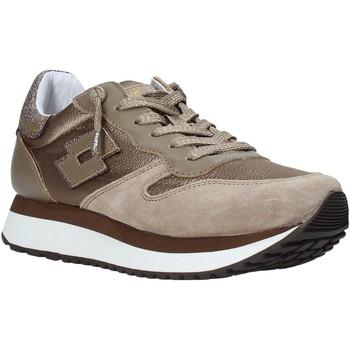 Cipők Női Rövid szárú edzőcipők Lotto 215084 Bézs