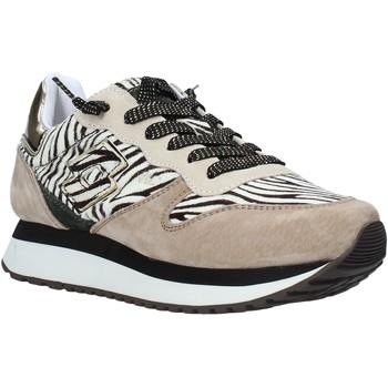 Cipők Női Rövid szárú edzőcipők Lotto 215089 Bézs