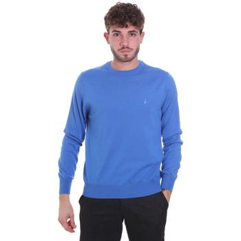 Ruhák Férfi Pulóverek Navigare NV11006 30 Kék