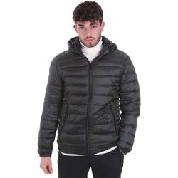 Ruhák Férfi Steppelt kabátok Sseinse GBI636SS Zöld