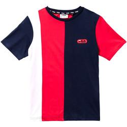 Ruhák Gyerek Rövid ujjú pólók Fila 688008 Piros