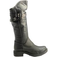 Cipők Női Csizmák Bueno Shoes 8M1107 Fekete