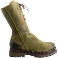 Cipők Női Csizmák Bueno Shoes 20WM3006 Zöld