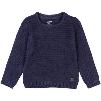 Ruhák Gyerek Pulóverek Losan 025-5652AL Kék