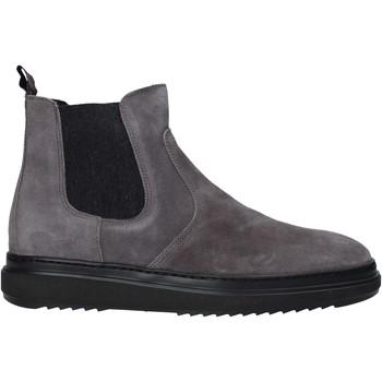 Cipők Férfi Csizmák IgI&CO 6115600 Fekete