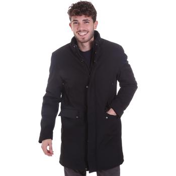 Ruhák Férfi Parka kabátok Sseinse GBI638SS Kék