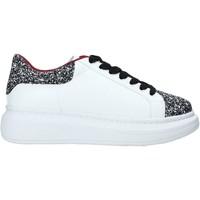 Cipők Női Rövid szárú edzőcipők Gold&gold B20 GA679 Fehér